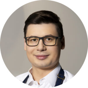Maciej Zabochnicki barista trener